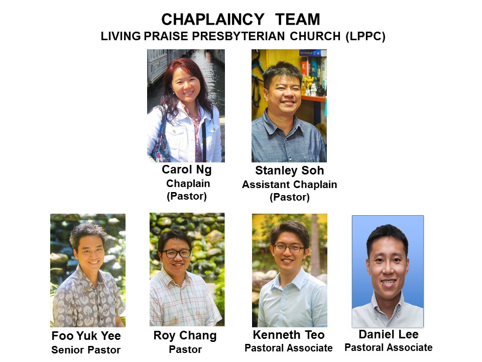 Photo of Chaplaincy team from Living Praise Presbyterian Church.jpg